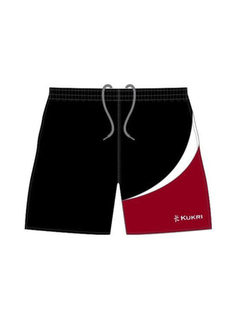 strangford college football shorts