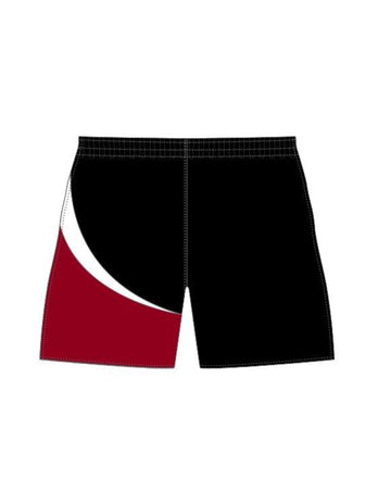 strangford college sports shorts