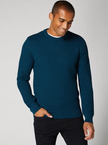 blue-crew-neck-jumper