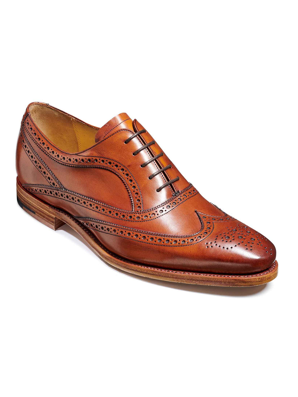 barker shoes turing rosewood
