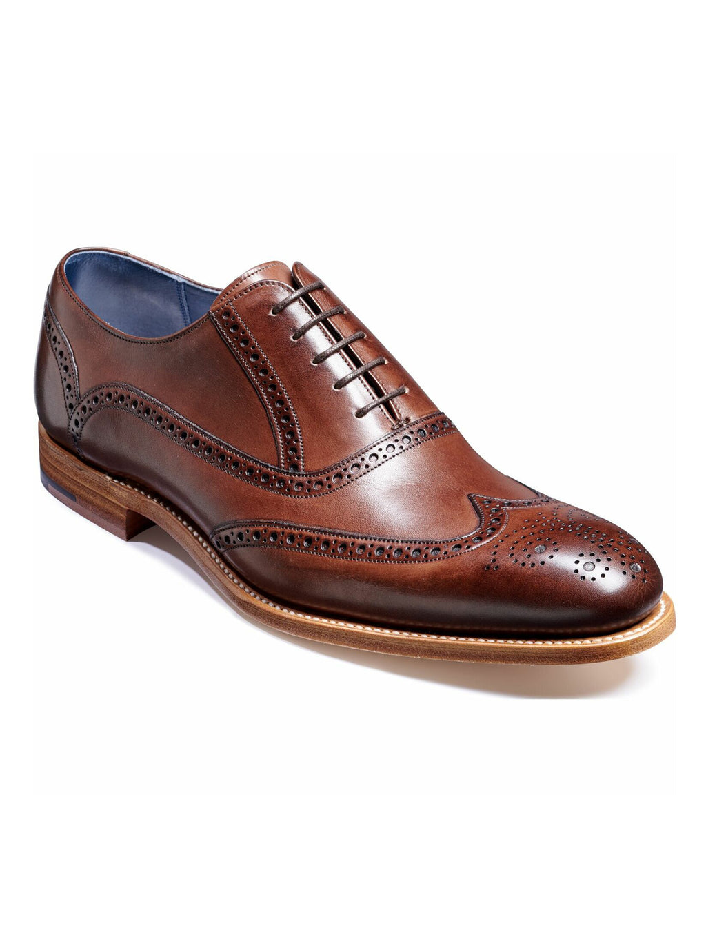 barker valiant ebony shoes