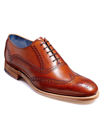 barker valiant shoes rosewood