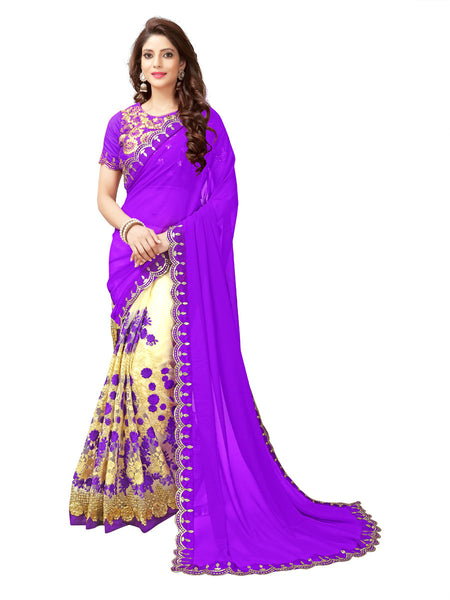 Buy Sarees Online Purchase Purple Sarees Online Party Wear Sarees Reception Sarees New Saree Collections Latest Saree Collection Georgette Sarees Embroidered Sarees Casual Sarees Festival Sarees Cash On Delivery Free Shipping