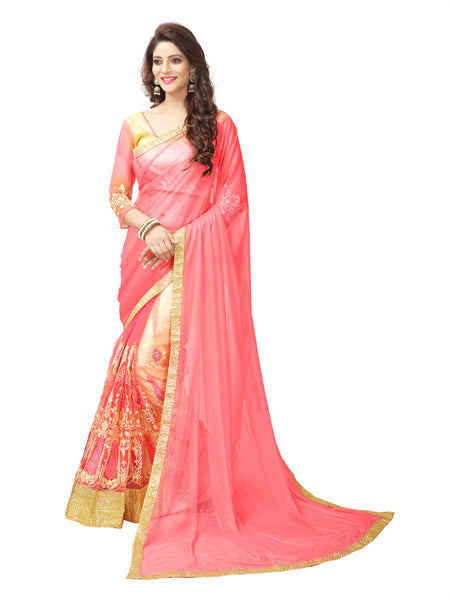 Buy Sarees Online Purchase Pink Sarees Online Party Wear Sarees Reception Sarees New Saree Collections Latest Saree Collection Georgette Sarees Embroidered Sarees Casual Sarees Festival Sarees Cash On Delivery Free Shipping