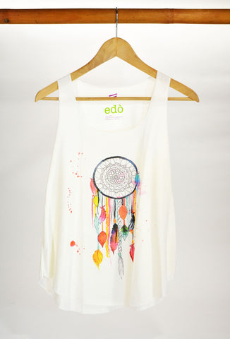 Dreams Catcher Tank Top - edocollection