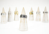 Unisex Silver Band Rings - edocollection