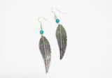 Feather Earrings - edocollection