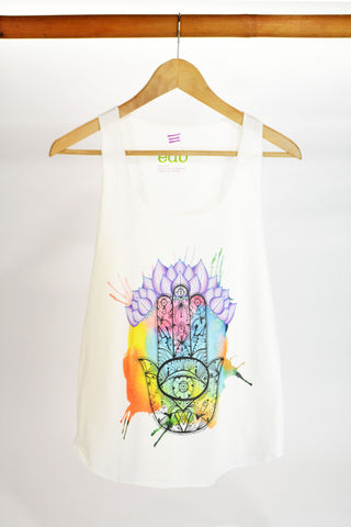 Hamsa Tank Top - edocollection