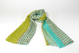 Viscose Scarf-Lime Green - edocollection