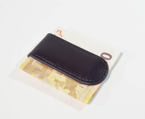 Leather Money Holder - edocollection