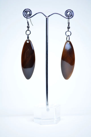 Drop Horne Earrings - edocollection