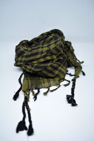 Arab Desert Tactical Shawl Army Green - edocollection