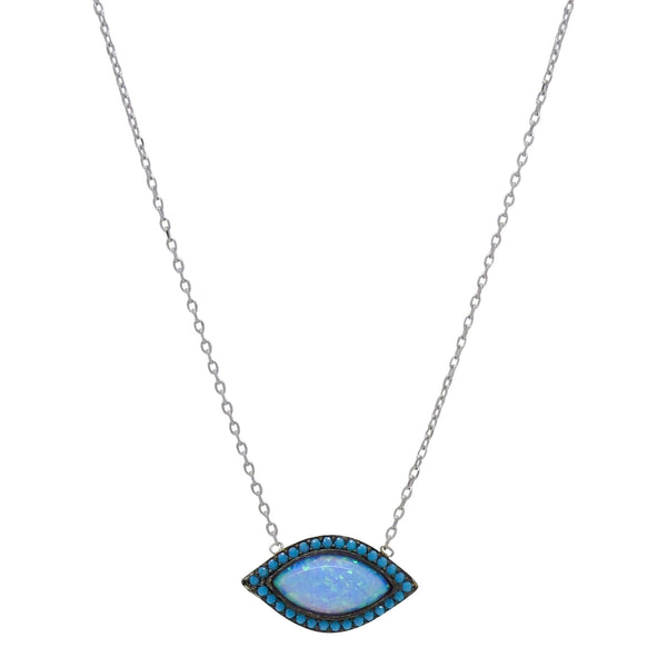 AZARI EYE NECKLACE