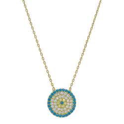 PADEN EYE NECKLACE
