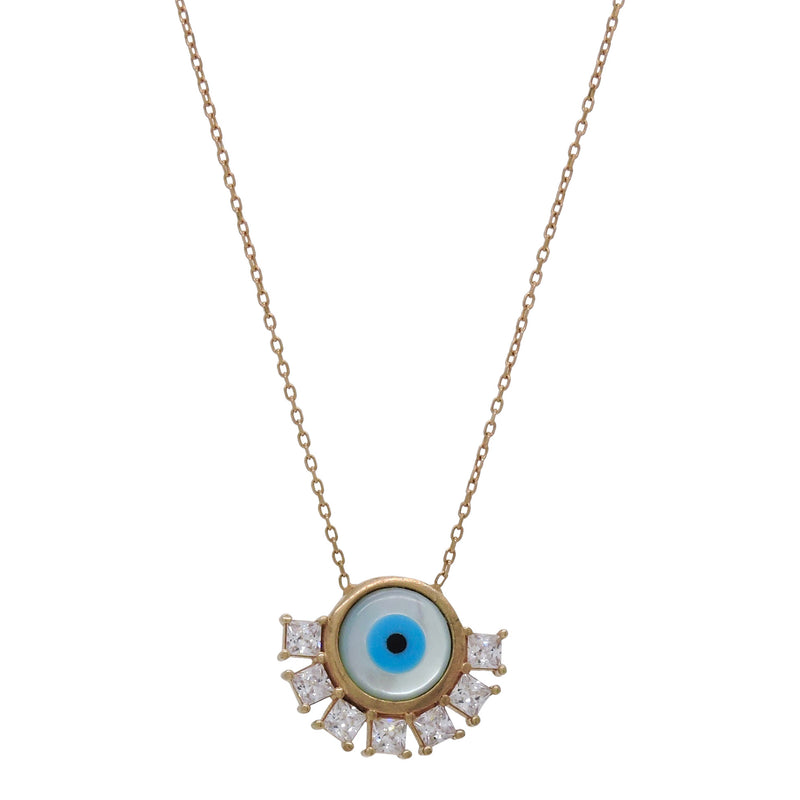 HEDI EYE NECKLACE