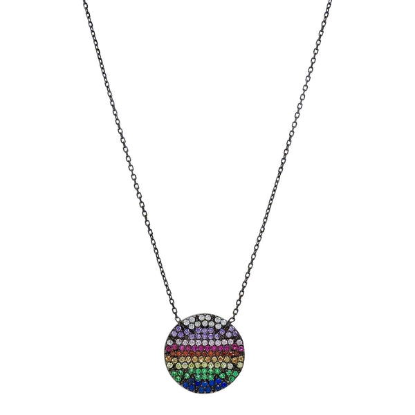 SHIMMERY NIGHT NECKLACE