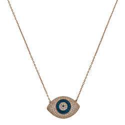 EAVAN EYE NECKLACE