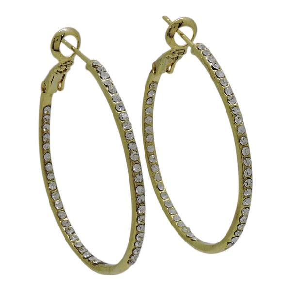 JANET HOOP EARRINGS
