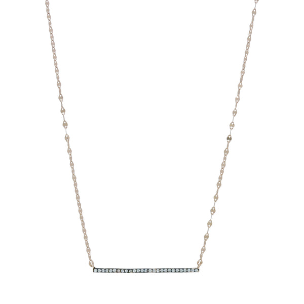 LEIGHTON BAR NECKLACE