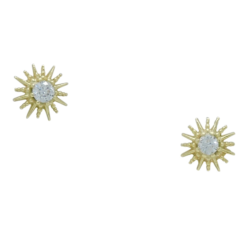 MINI BURST EARRINGS