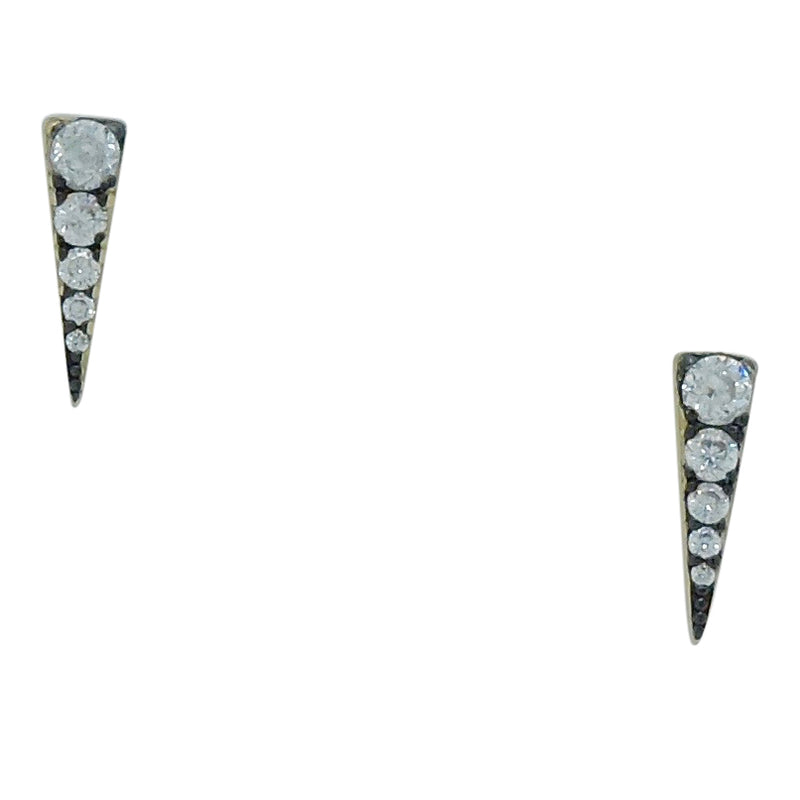 MINI SPIKE STUD EARRINGS