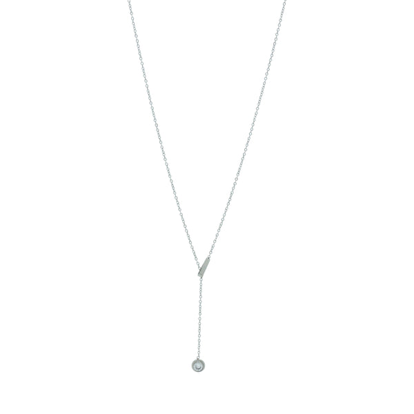 IZABELLA LARIAT NECKLACE