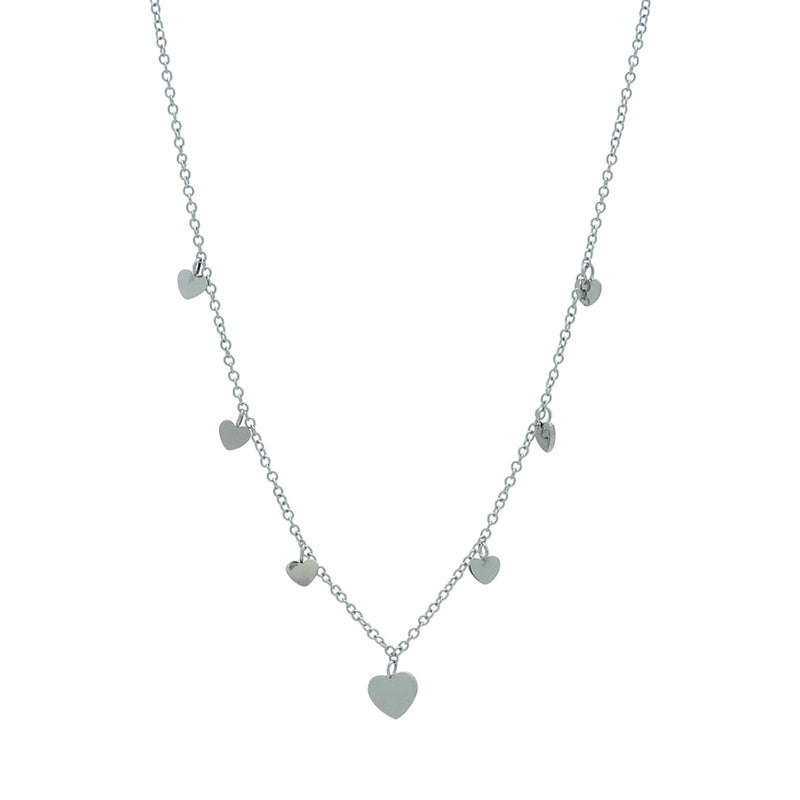 DAINTY HEARTS NECKLACE