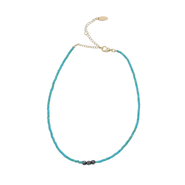 SHANIA CHOKER NECKLACE