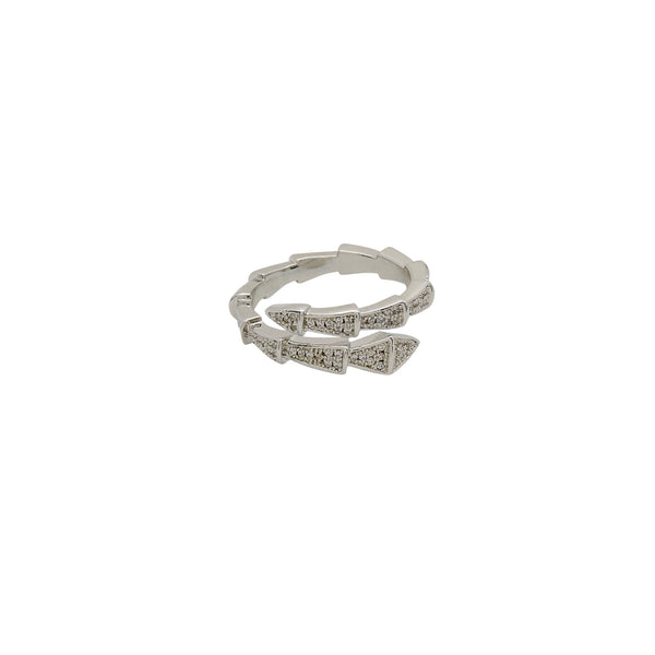 SABINA SNAKE RING