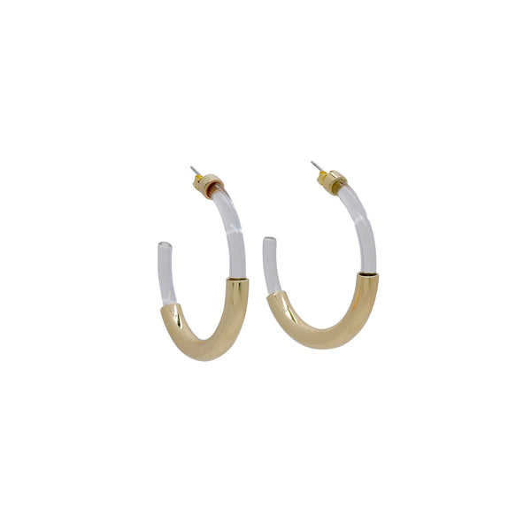 CHARLI HOOP EARRINGS
