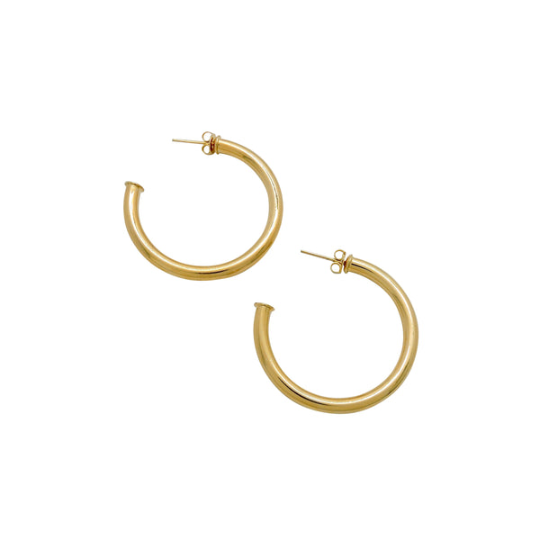 AMINA HOOP EARRINGS