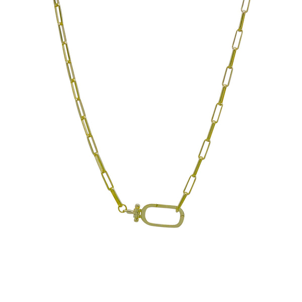 TARYN CHAIN NECKLACE
