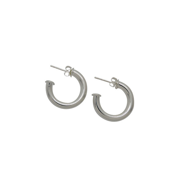 AMINA SMALL HOOPS