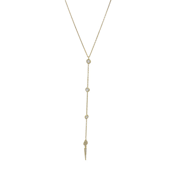 ADLEY Y-NECKLACE