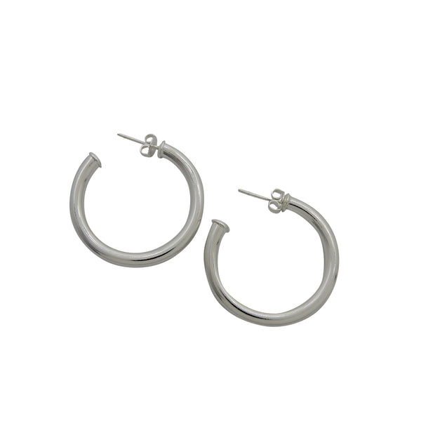 AMINA LARGE HOOPS