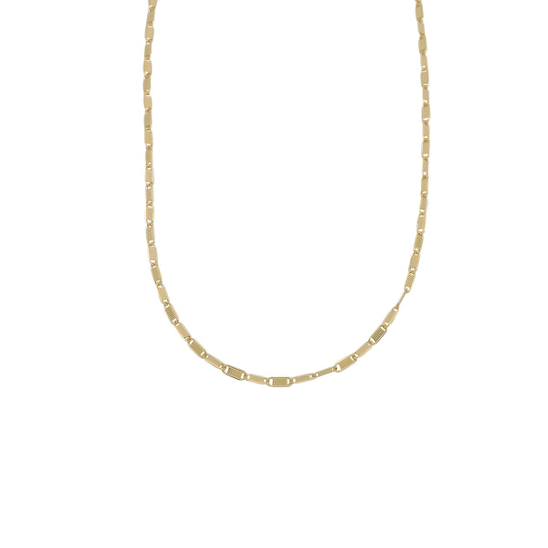 ELLORIE CHAIN LINK NECKLACE