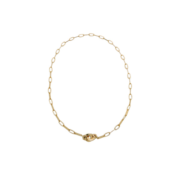 ANDI CHAIN CHOKER NECKLACE