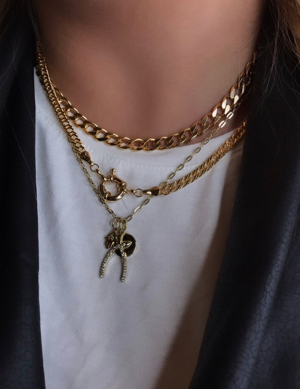 ZAYLEE CHAIN NECKLACE