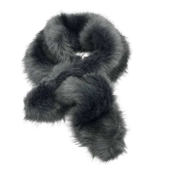 WHITNEY FAUX FUR SCARF
