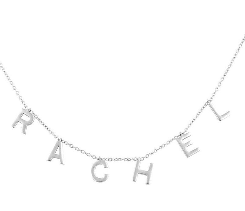 DANGLE NAME NECKLACE