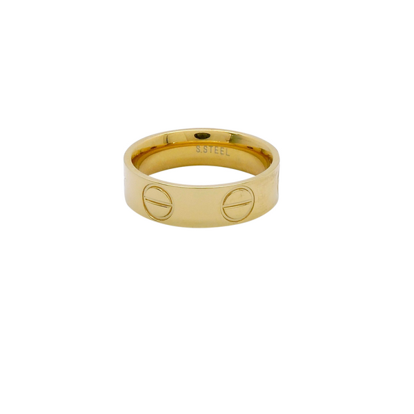 CLASSIC LOVE RING (Wide)