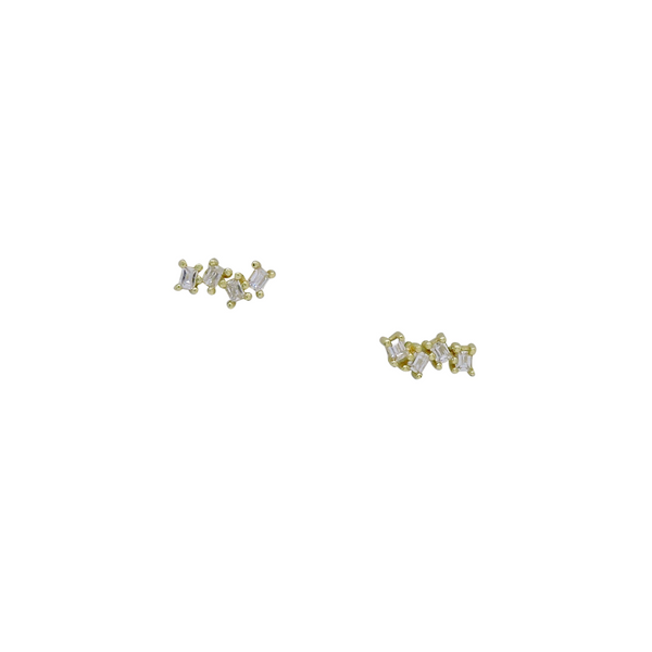 GREYSI CRAWLER EARRINGS