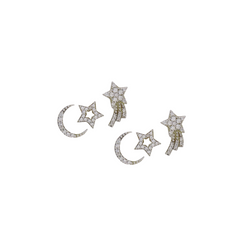 SHOOTING STAR STUD SET