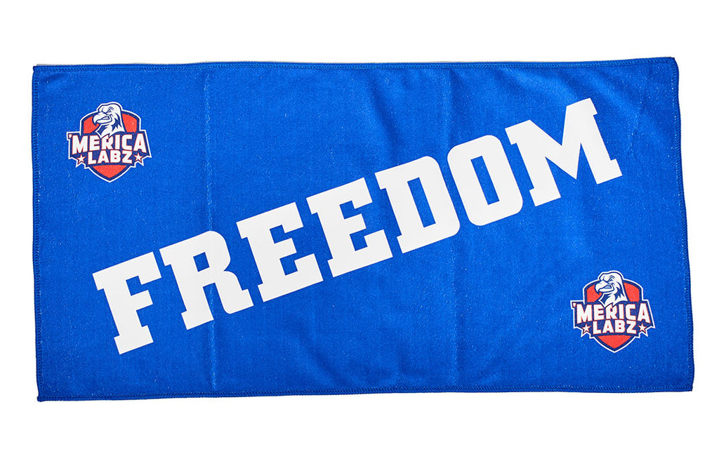 Merica Labz Gym Towel