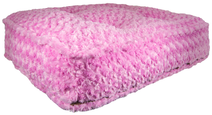 Sicilian Rectangle Bed - Cotton Candy
