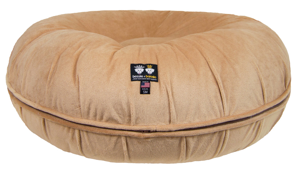 Bagel Bed - Divine Caramel