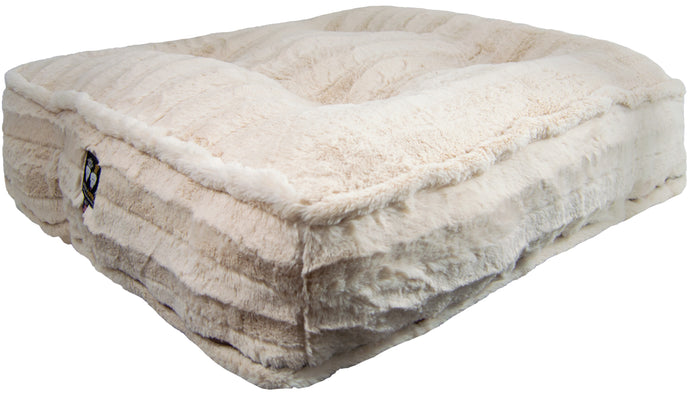 Sicilian Rectangle Bed - Natural Beauty