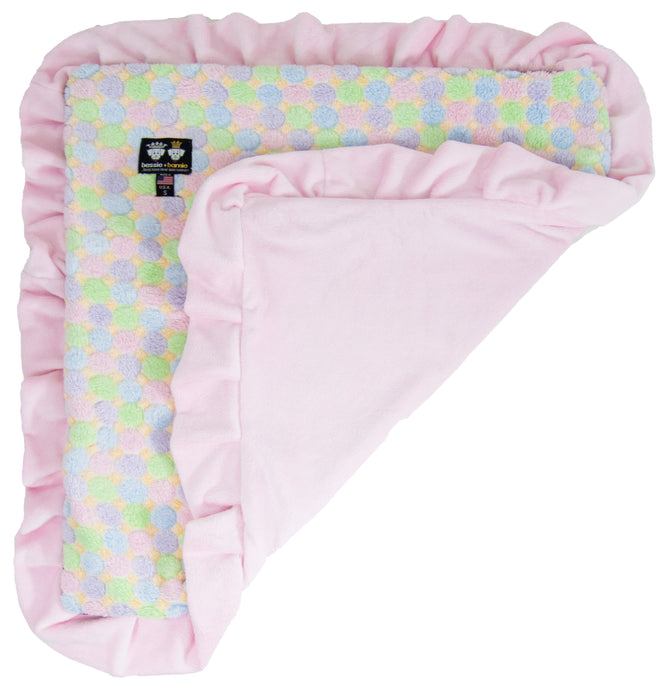 Blanket - Pink Lotus and Ice Cream