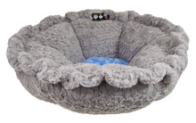 Cuddle Pod -  Serenity Grey and Blue Sky