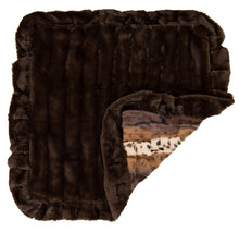 Blanket - Wild Kingdom and Godiva Brown